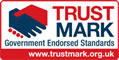 We are a Trustmark Approved Tradesman